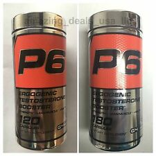 Cellucor P6 Extreme G4 Testosterone Booster LIBIDO SEX DRIVE + FREE SHIPPING