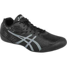 Asics Rhythmic 3 Womens Fitness Shoe  Black-Silver