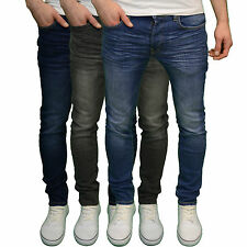 Firetrap Mens Designer Skinny Fit Jeans, Available in 3 Colours BNWT