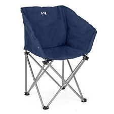 Folding Camping Chair Portable Padded Tub Seat Outdoor Fishing Festival By Trail