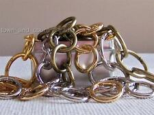 """Large 1 1/2"""" Carabiners For Miche Bags; Antique Brass, Gold, Silver;  4, 2, or 1"""
