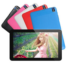 """9"""" Quad Core Android 4.4 KitKat Tablet A33 8GB Dual Camera WiFi 1.3GHz For Kids"""