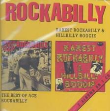 Rarest Rockabilly & Hillbilly Boogie: The Best of Ace Rockabilly New CD