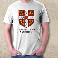 Cambridge University T-shirt tee Size S to 3XL
