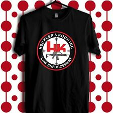 Hk Heckler & Koch T-shirt tee Size S to 3XL