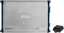 NEW BOSS RAGE RGF1600 4 CHANNEL 1600 WATT CAR AUDIO AMPLIFIER 1600W 4CH AMP