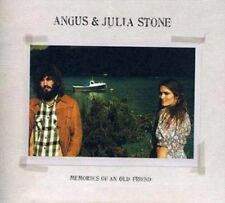 Memories of An Old Friend - Angus & Julia Stone New & Sealed Compact Disc Free S