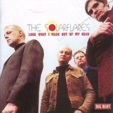 Look What I Made Out of My Head - Solarflares New & Sealed LP Free Shipping