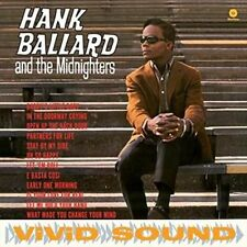 Hank Ballard and the Midnighters - Hank Ballard New & Sealed LP Free Shipping