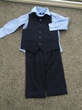 Boys Age 2 Suit Bhs- Very Good Condition