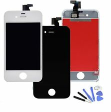 New LCD Display Touch Screen Digitizer Assembly Replacement For iPhone 4S + Tool