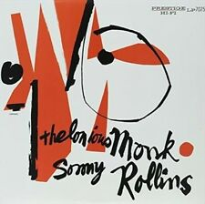 Thelonious Monk & Sonny Rollins - Monk,Thelonious & Sonny Rollins New & Sealed L