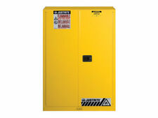 """Justrite Sure-Grip® 65""""H x 43""""W x 18""""D EX Flammable Safety Cabinet"""