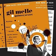 New Faces - New Sounds - Melle,Gil LP