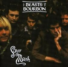 Sour Mash - Of Bourbon Beasts New & Sealed Compact Disc Free Shipping
