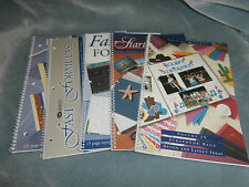 Creative Memories Fast Formulas Idea Book - You Choose - Scrapbooking Crafts