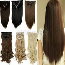 Blonde Brown Black U Shaped Clips For Clip In Hair Extensions Tool 32mm 10Pcs