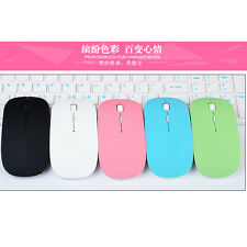 2.4GHz Wireless Optical Mouse/Mice + USB 2.0 Receiver for PC Laptop High Quality