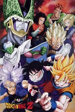 Dragon Ball Z Cell Saga DBZ Poster 61x91.5cm