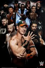 WWE Superstars 2016 Poster 61x91.5cm