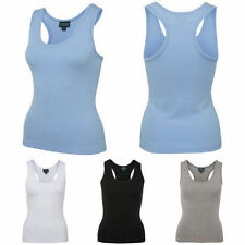 Ladies COC Athletic Singlet Womens Gym Training Fitness Workout Gear Size 8-16