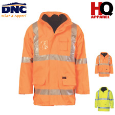 HiVis Cross Back D/N ?6 in 1? jacket Brand New Clothes Work Wear 3999 dnc