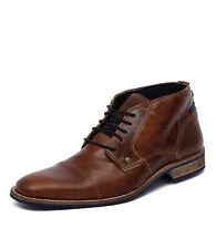 New Wild Rhino Digby Tan Men Shoes Boots Casuals Boots