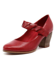 New I Love Billy Deeta Red Womens Shoes Casual Shoes Heeled