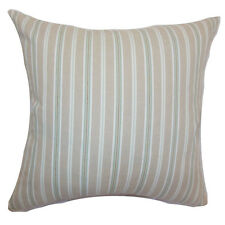 The Pillow Collection Bencelina Stripes Bedding Sham