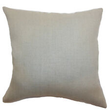 The Pillow Collection Urania Plain Bedding Sham