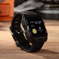 A011 Outdoor GPS Sports Old Man Bluetooth Heart rate Smart Watch For Android IOS