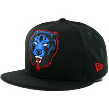 "Mishka NYC x New Era 59Fifty ""Heritage Death Adder"" Fitted Hat (Black) Men's Cap"