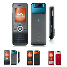 100% Unlocked Sony Ericsson Walkman W580i Cellphone GSM Bluetooth Mobile Phone