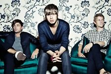 "Foster The people Art Wall Silk Cloth Poster 20x13"" Print (17)Club star picture"