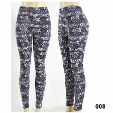 New Warm Winter Spring Women's Elephant  Knitted Leggings Pants New Sexy