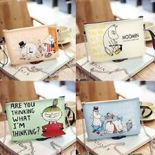 Zipper Clear Metal Shoulder Chain Handbag Cartoon Pattern Bag Women Gils Purse