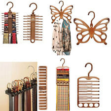 Hanger Rack Holder Closet Organizer Storage Belt Necktie Scarf Muffler Tie KOREA