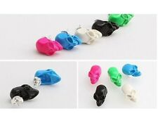 Skull Earrings Jewellery Colourful Popular in Japan & Korea Kawaii Harajuku
