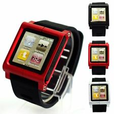 Multi-Touch Lunatik Watch Band Kit Wrist Strap Bracelet For iPod Nano 6 6th 6g