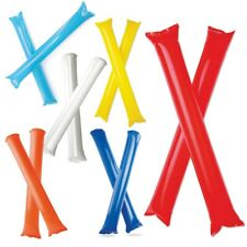 Inflatable Celebratory Cheering Sticks - Football Clappers Sports Events School