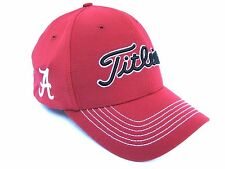 NEW 2016 TITLEIST ALABAMA CRIMSON TIDE FITTED HAT CAP LARGE/EXTRA LARGE XL