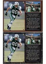 Wayne Chrebet #80 New York Jets NFL Photo Plaque
