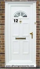 Sticky Self Adhesive door Number Stickers ,