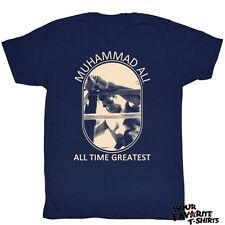 Licensed Muhammad Ali Picture Perfect Adult Shirt S-2XL