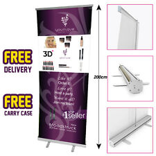 YOUNIQUE Printed Roller Banner/Pop/Pull up Exhibition Stand - BANNER5