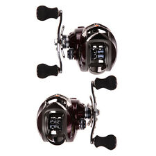 18+1 BB 7.0:1 Ratio Saltwater Metal Frame Baitcasting Fishing Reel Bait Cast New