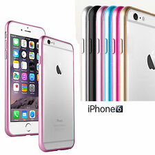 Luxury Hard Metal Aluminum Frame Bumper Shell Case Cover For Apple iPhone 6
