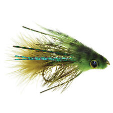 Umpqua Gonga Craven's Size 2 Fly Fishing Streamers & Leeches Multi-packs