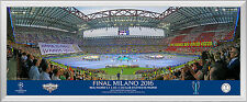 Champions League Final 2016 Real Madrid v Atletico Official UEFA Photo Range