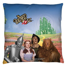 Wizard Of Oz Emerald City Licensed Decorative Throw Pillow Bed Couch